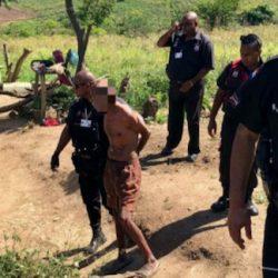Fake news man raped cat SA
