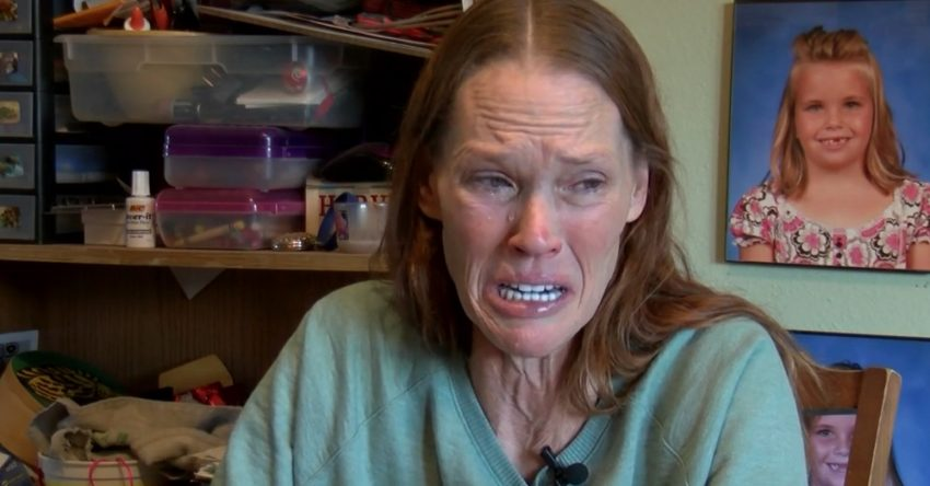 Kimberly Jameson tearful about losing her cats