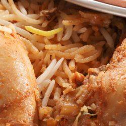 Biryani in Chennai - is it cat meat