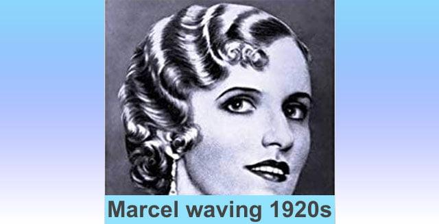 Marcel Waving