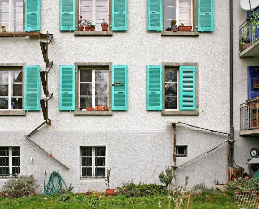 Cat ladders of Switzerland