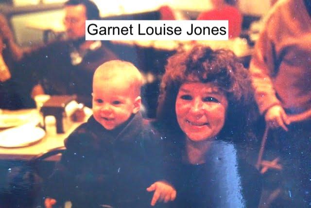 Garnet Louise Jones