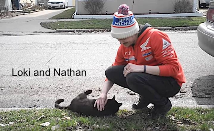 Loki and Nathan