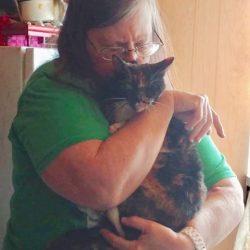 cat reunited