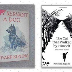 Dog servants and cat masters