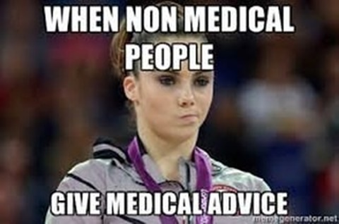 medical advice facebook