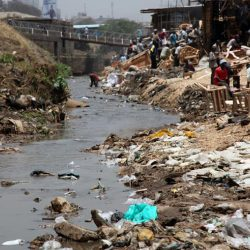 Nairobi River rehabilitation