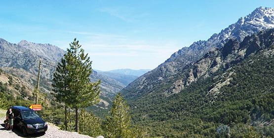 Asco Valley, Corsica