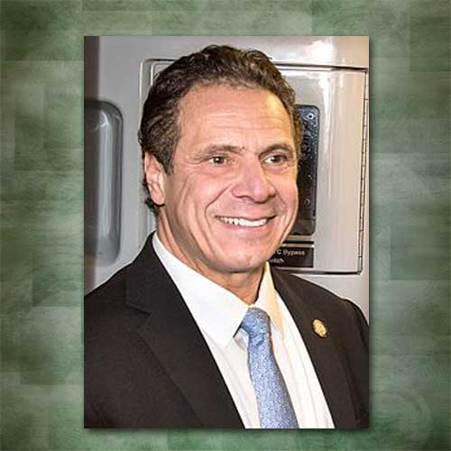 Governor Andrew Cuomo - the face of a cat lover? Photo: Wikipedia.