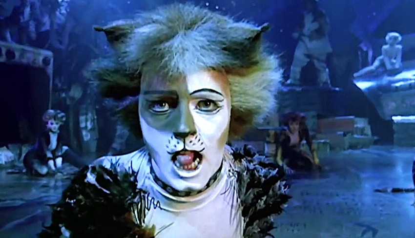 Jellicle Song for Jellicle Cats