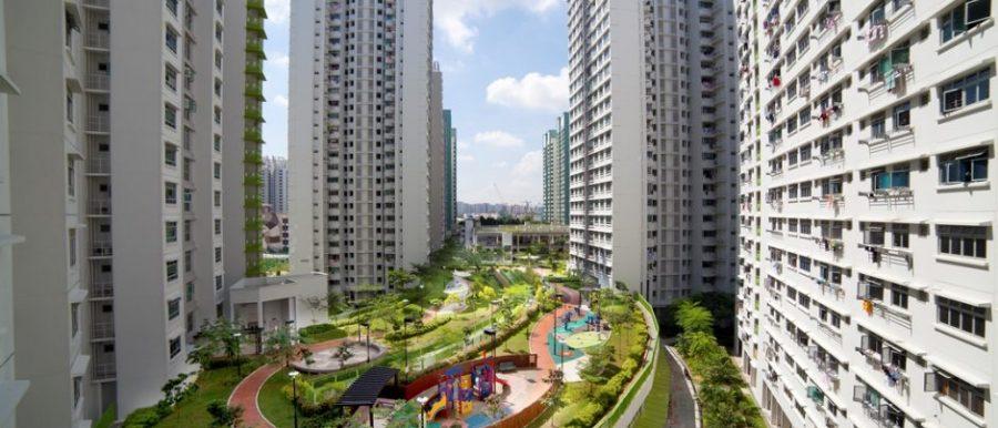 Singapore HBD flats