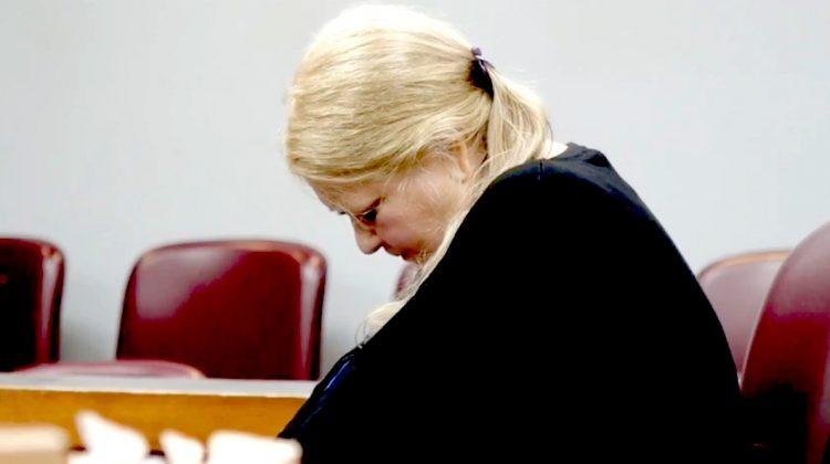 Cheryn Smilen in court