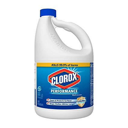 Bleach Used to Disinfect Against Diseases