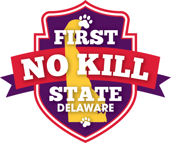 Delaware first no-kill animal shelter state