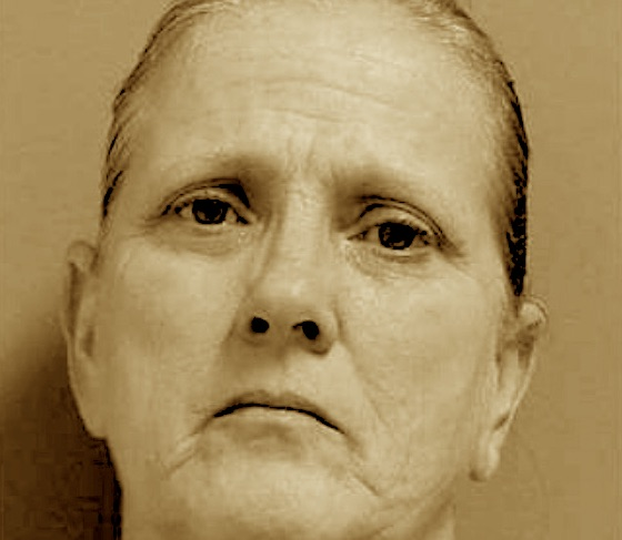 Jeanna Ruth Hooker, 56. from Pasedena, an Animal Control officer accused or unlawfully practicing veterinary medicine.