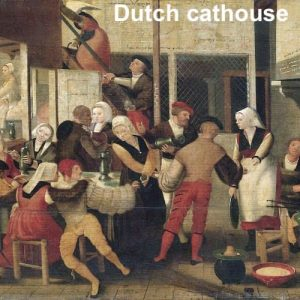 Amsterdam cathouse