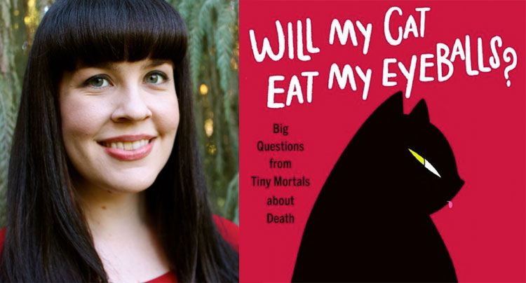 Caitlin Doughty and her book