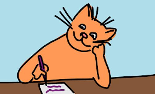 Essa on cat in 200 words