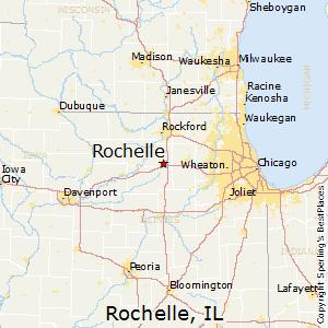 Rochelle map