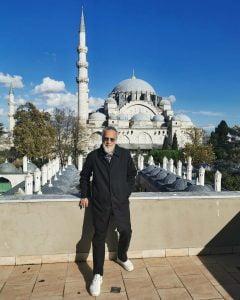 Cat Stevens in Istanbul