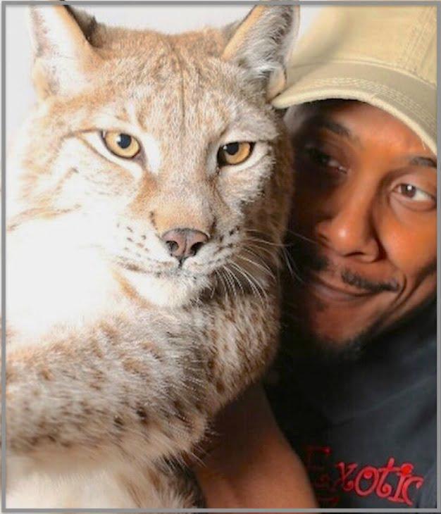 Javon Stacks and lynx