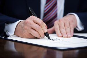 bill signed into law