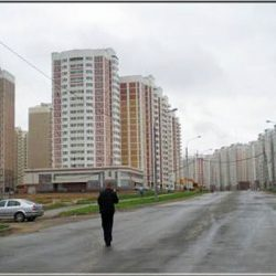 Russian apartments
