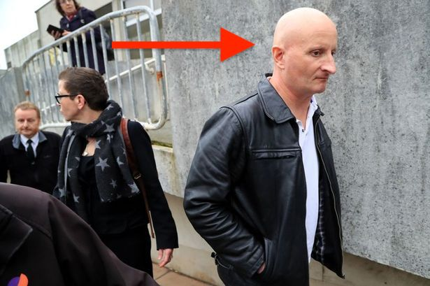 Steven Bouqet. Photo: PA. He is leaving Brighton Magistrates Court.