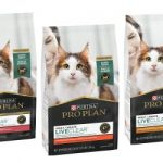 Purina LiveClear cat food to prevent people being allergic to their cats