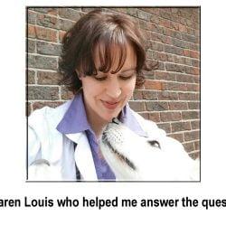 Dr Karen Louis DVM MS