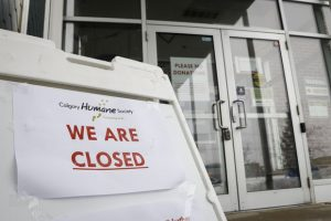 Closed Calgary Humane Society