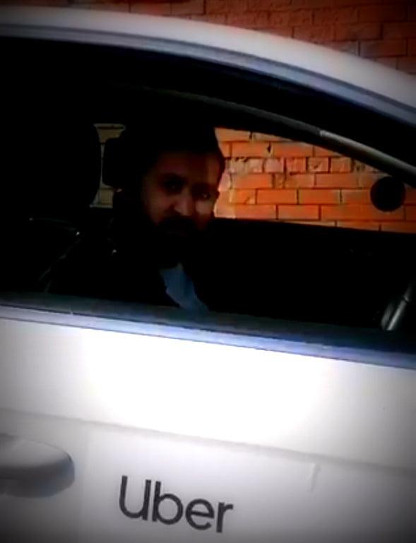 Uber driver accosts woman doing TNR