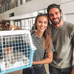 Lucy Watson has a fundraiser for Greek animal rescue
