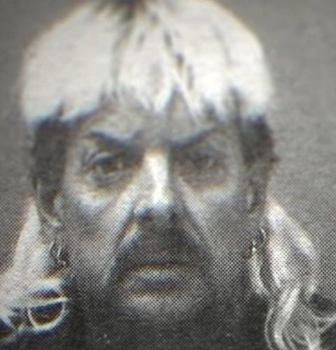 Mugshot Joe Exotic