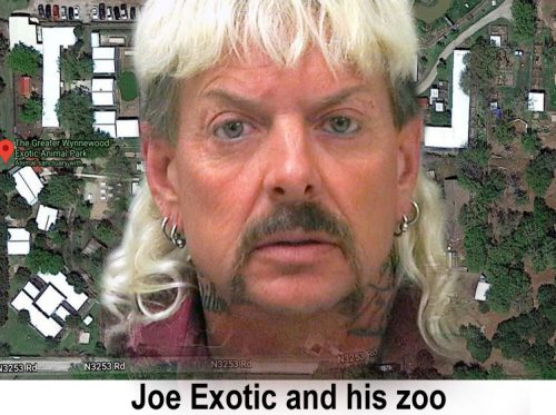 Joe Exotic and his zoo