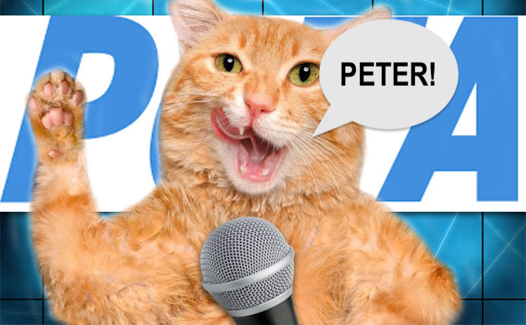 Why PETA pronounce their acronym PETER