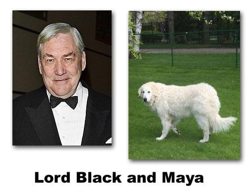 Lord Black and Maya