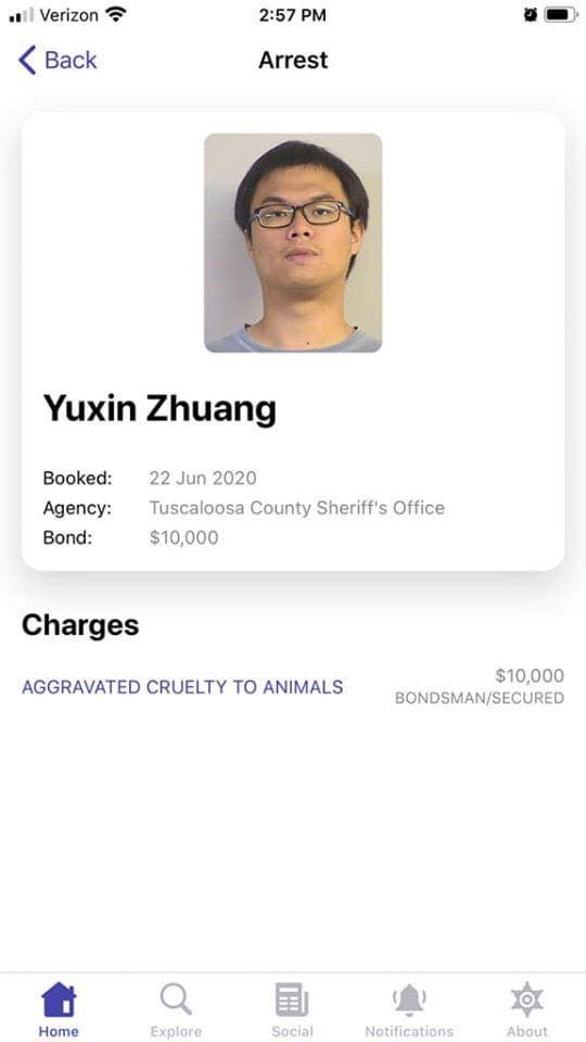 Yuxin Zhuang
