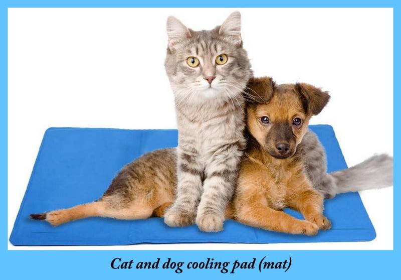 Pet cooling pad