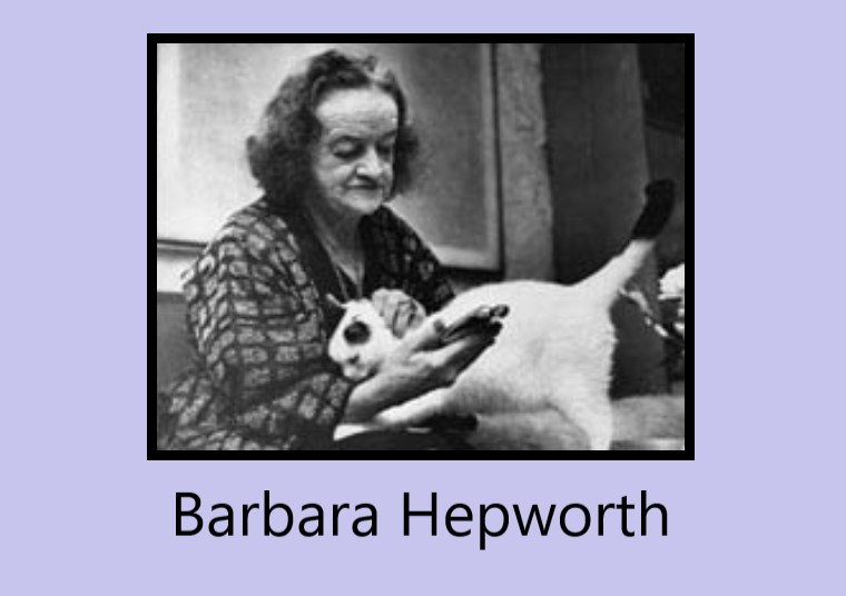 Barbara Hepworth DBE
