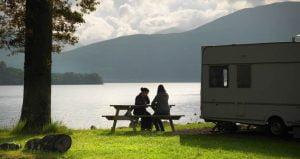 Cashel campsite