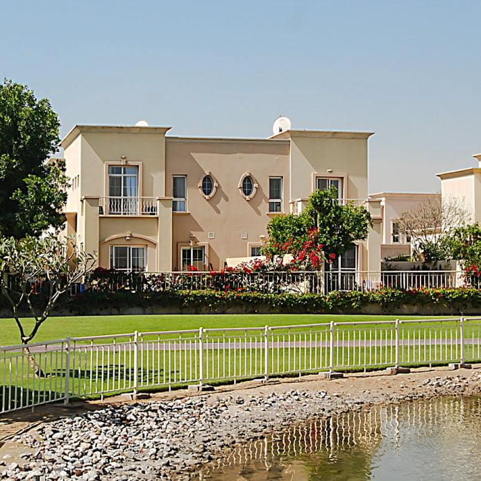 Emirates Living development - a beautiful place