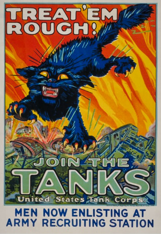 Join the US Tank Corp 1917