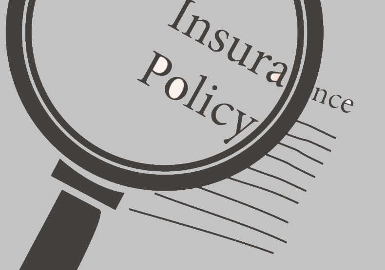 Read the terms of your insurance policy and understand them