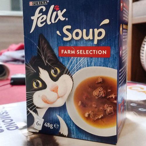 Felix Cat Soup