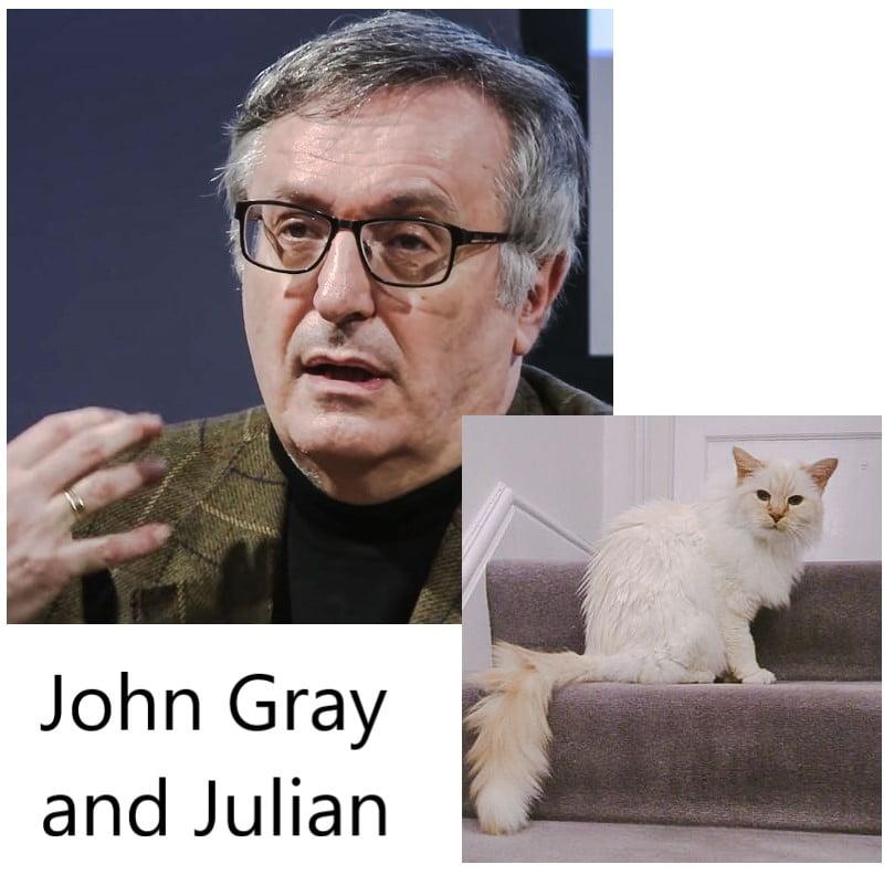 John Gray and Julian