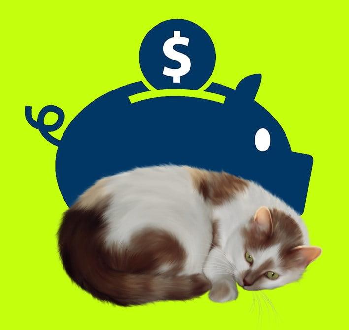 Pet savings account