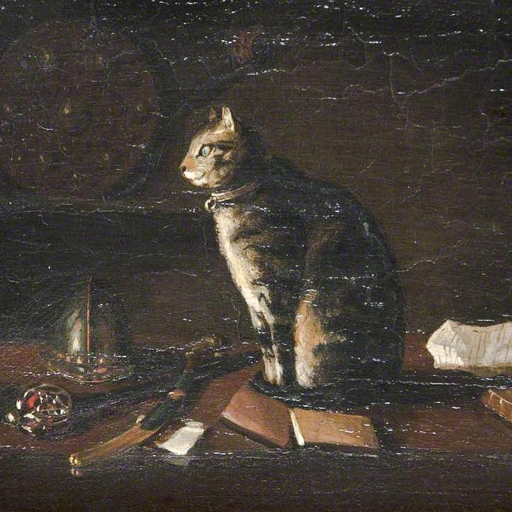 Hinse Sir Waler Scott's pet cat