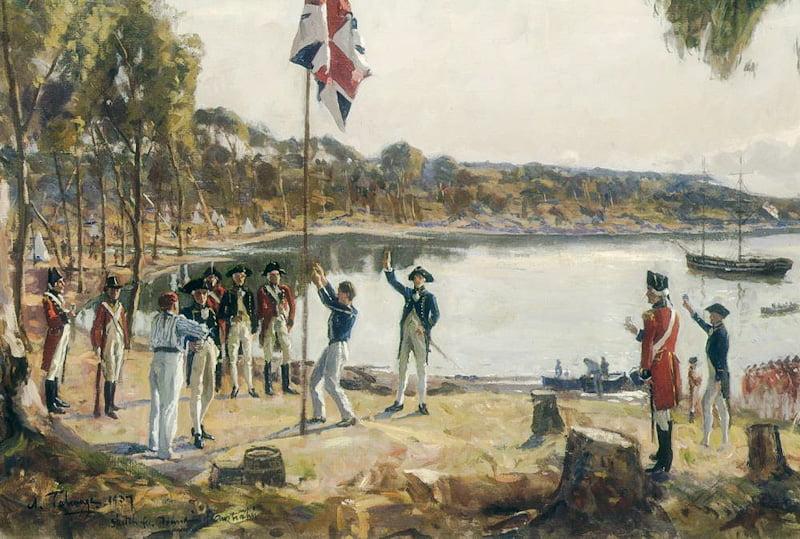 Colonisation of Australia