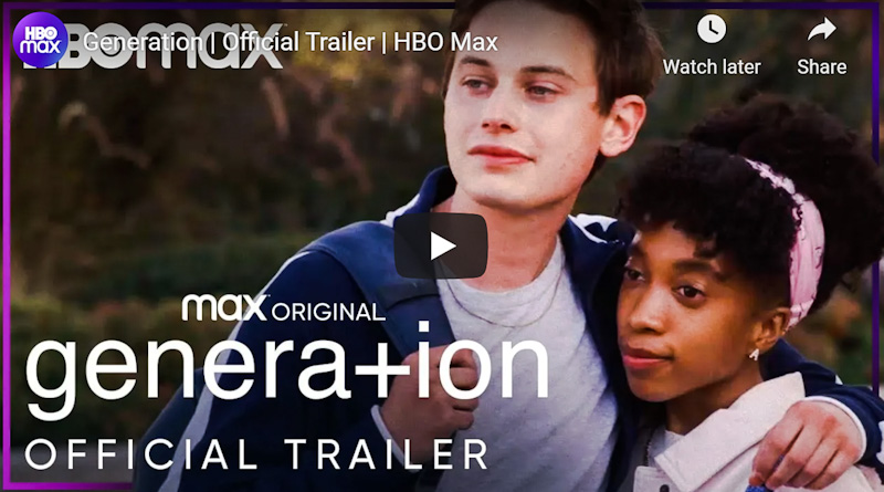 HBO Generation trailer on YouTube